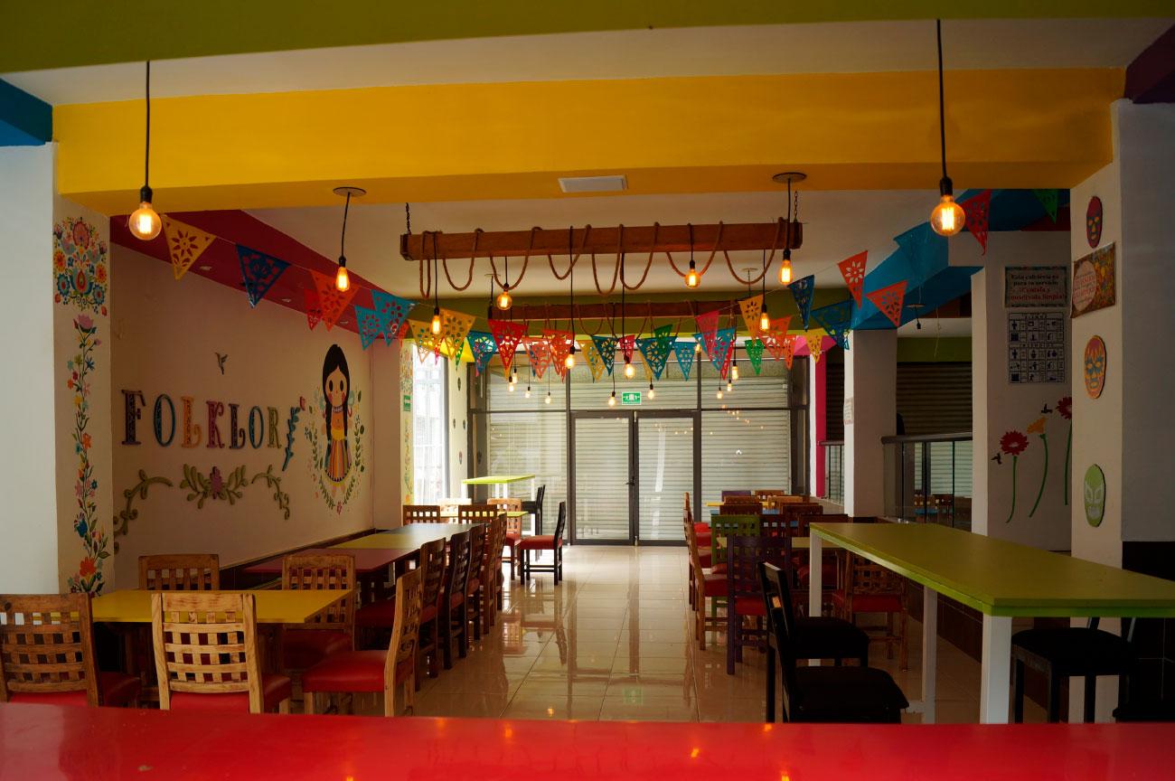 Cafetería FOLKLOR